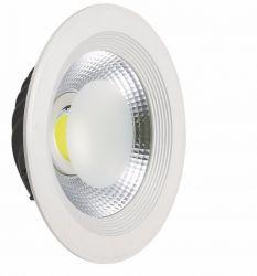 Luminaria Embutir Led Downlight Cob 165MM 15W Bivolt