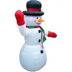 Boneco de Neve Inflável 1,80m