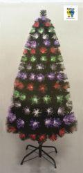 Árvore Fibra Óptica Colorida - Bivolt
