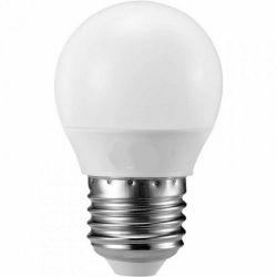 Lampada Bulbo Bolinha de 3w Branco Quente