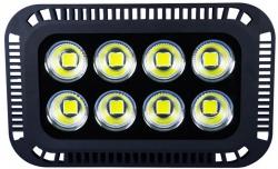 Refletor Holofote Projetor super Led recuado cob 400w ip65 aprova dagua Bivolt