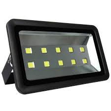 Refletor Holofote Projetor 10 Led cob 500w ip65 aprova dagua Bivolt