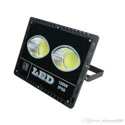 Refletor Holofote Projetor Led cob 100w recuado multifocal ip65 aprova dagua Bivolt