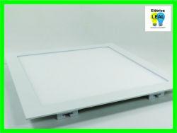 Luminaria Led Embutir Quadrada 48W Slim 60x60 ou 62x62