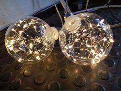 Plafon Lustre Pendente Teto Moderno + Lampadas Leds Bivolt