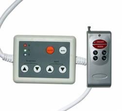 Controle Remoto + Modulo Fixo p/ Led RGB 12V Rádio Frequência