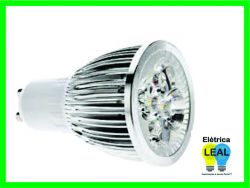 Lâmpada Led MR16 5W Biv    (Dicroica) GU10