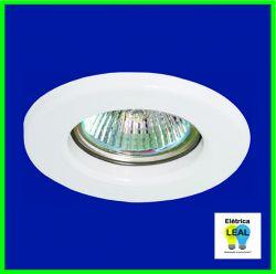 Embutido Dirigível em Alumínio/aço para MR16
